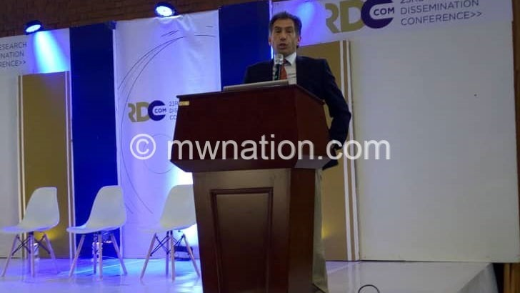 'Research key to achieving SDGs'