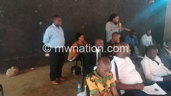 Cosoma AGM two | The Nation Online