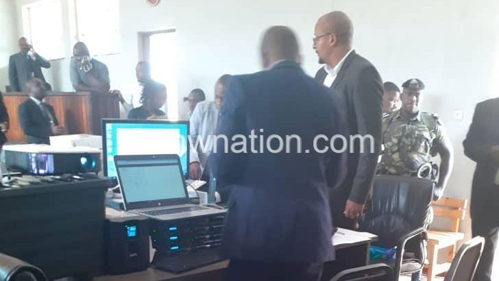 Tech glitches stall elections case hearing