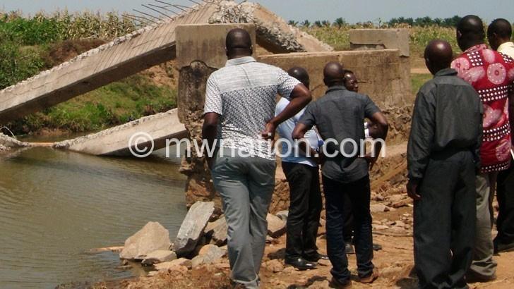 Kalembo bridge | The Nation Online
