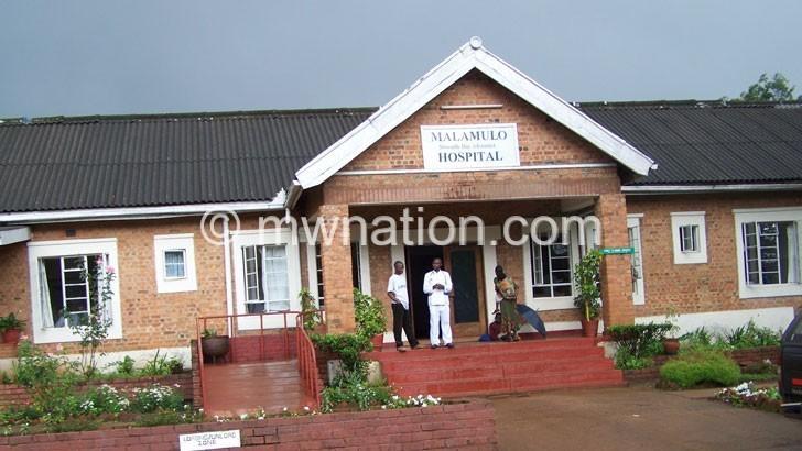 Malamulo Hospital | The Nation Online