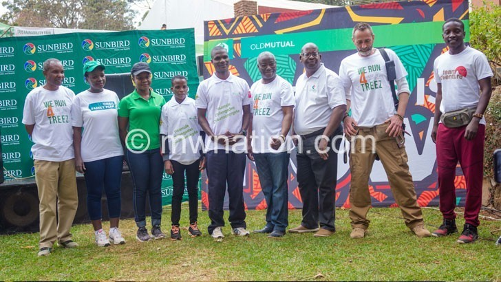 Old Mutual sponsors two  athletes for Soweto Marathon