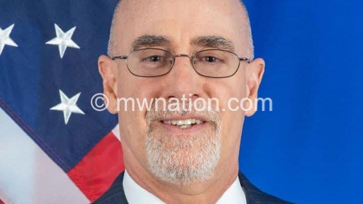 Scott US Ambassodor | The Nation Online