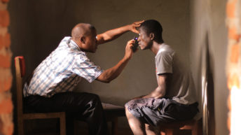 Joy as Makwasa elderly regain sight