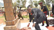 Mutharika, nation honour fallen heroes