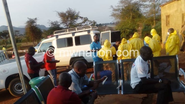 ebola | The Nation Online