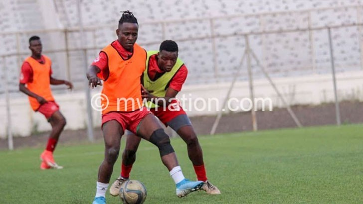 Flames kick off Afcon campaign