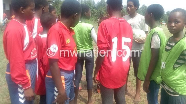 girls football | The Nation Online