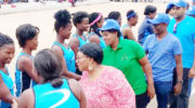 Airwing Sisters bask in Botsalt Netball glory