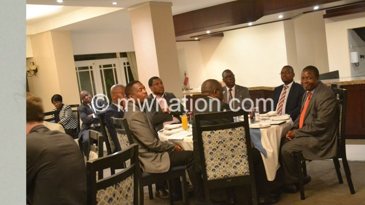 private sector dinner | The Nation Online
