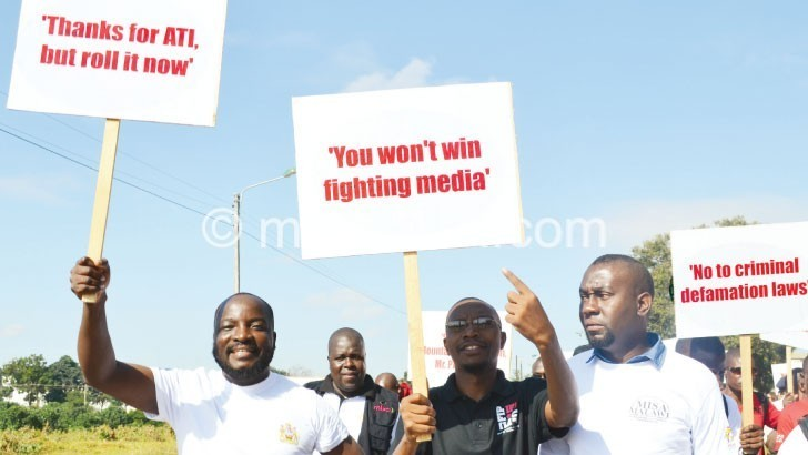 protests | The Nation Online