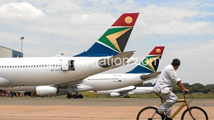 sa flight | The Nation Online