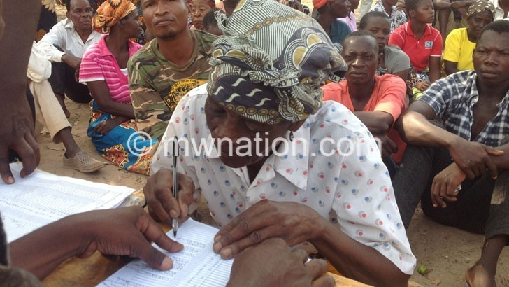 voting   The Nation Online