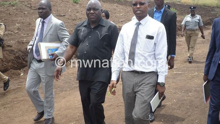 Minister pledges zero corruption in land deals