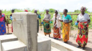 Water project brings sanity in Mzimba