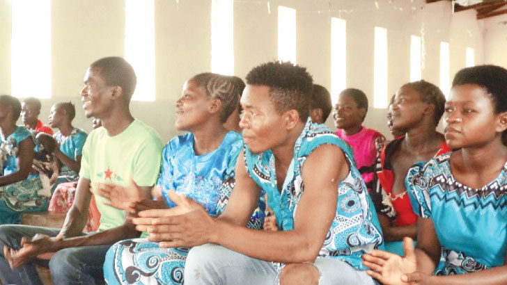 Nsanje communities hail young women project