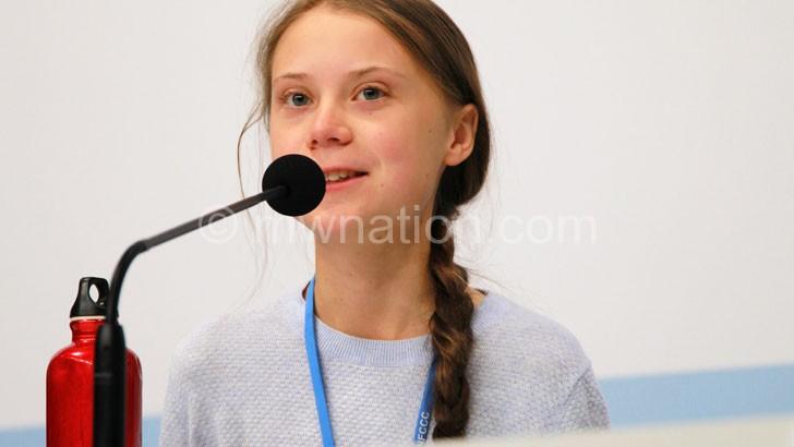 Greta Thunberg | The Nation Online