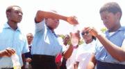 Southern Region schools  science caravan hailed