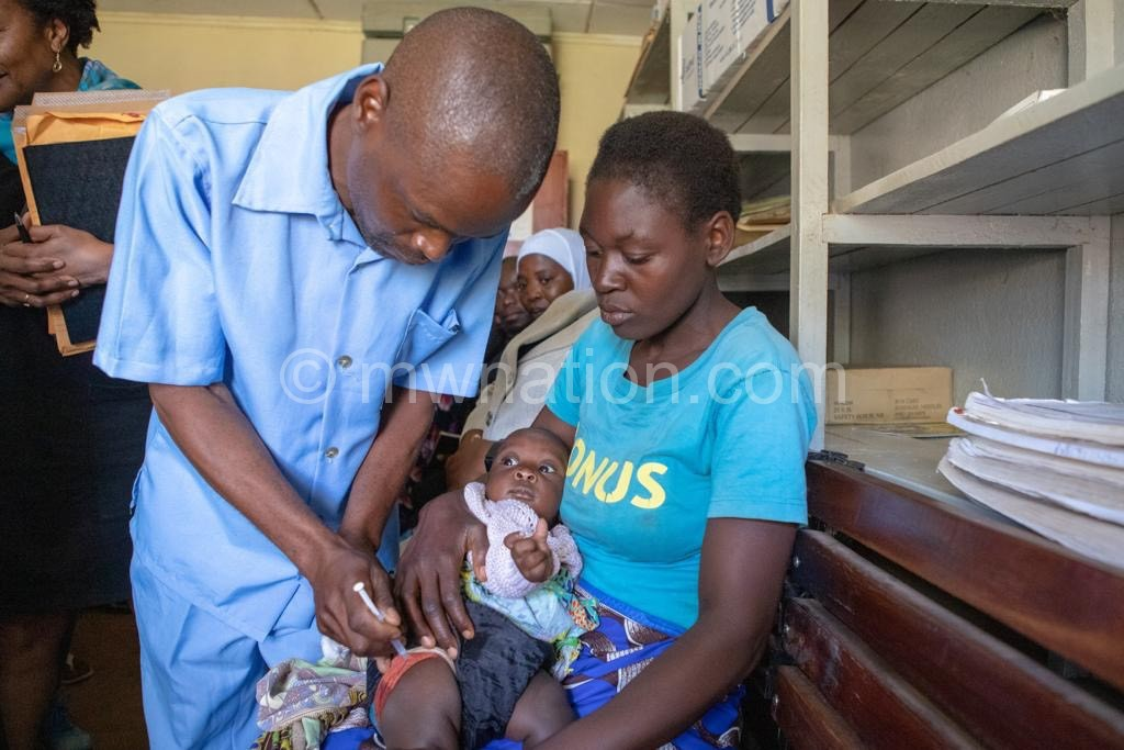 Vaccine jab | The Nation Online