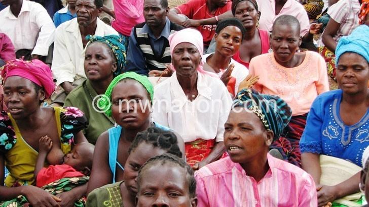 Women in Mchinji | The Nation Online