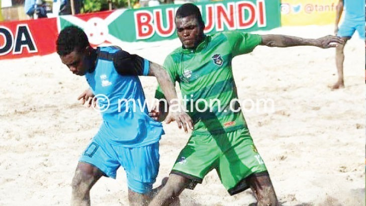beach Soccer | The Nation Online