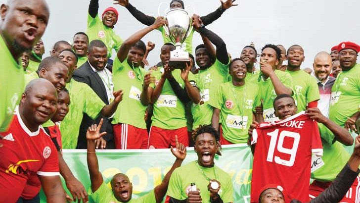 Bullets come of age for CAF