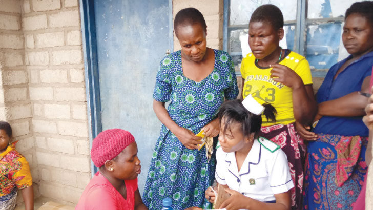 'Abstain from sexual activities to avoid cervical cancer'