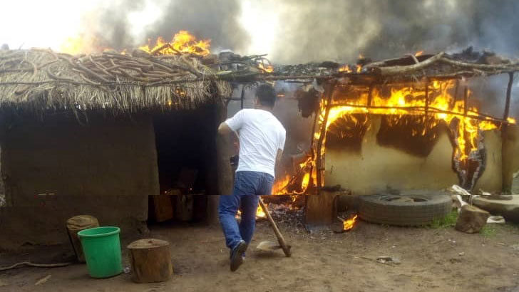 Chitipa community torches shelters at granite mine