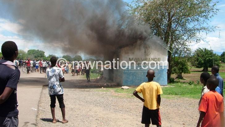 karonga demos   The Nation Online