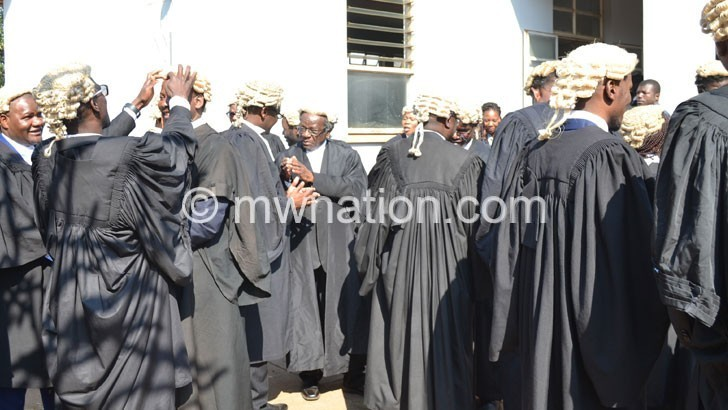 lawyers 1 | The Nation Online
