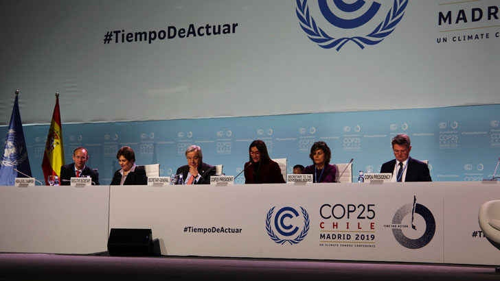 Time up: Climate action now