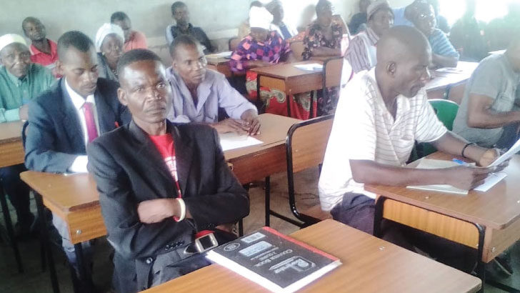 NGO hands over project to Mangochi communities