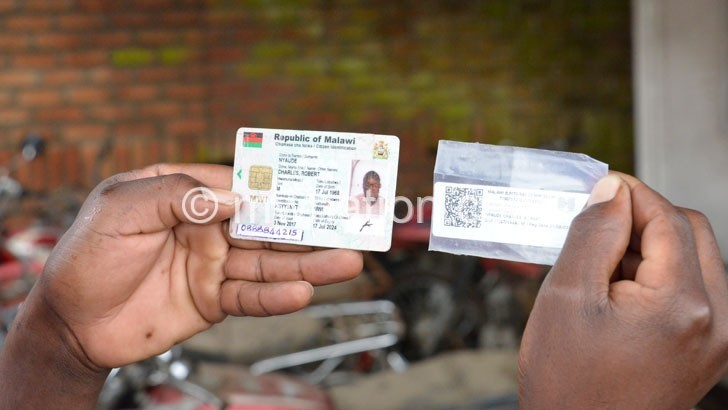 national ID | The Nation Online