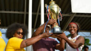 Kukoma Diamonds retain Rainbow Paints league title