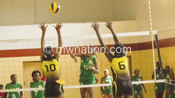 netball 3 | The Nation Online