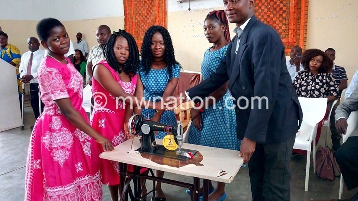 sewing machine | The Nation Online