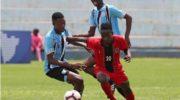 Under-20 dent Cosafa hopes
