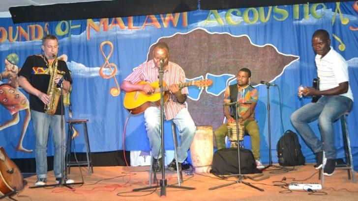 Rare acoustic night at JCC