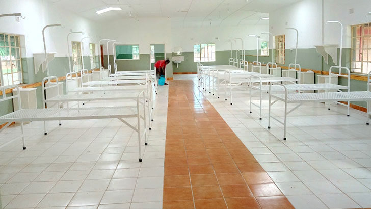 Embangweni Mission Hospital to wear new face