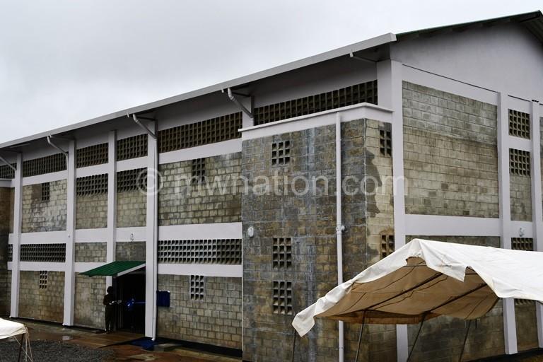 FCB New Prison | The Nation Online
