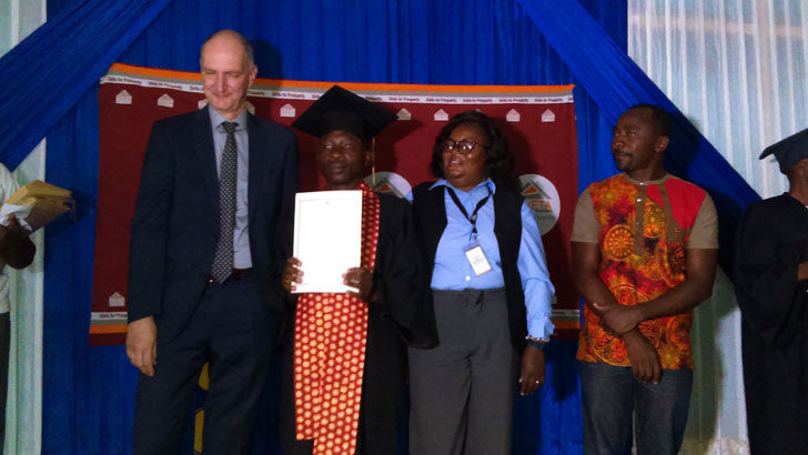 NGO equips youths with vocational skills