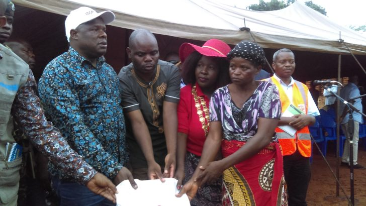 Chimulirenji urges those affected by floods to relocate to safer grounds
