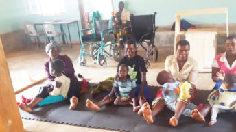 Plight of children with cerebral palsy, poor women
