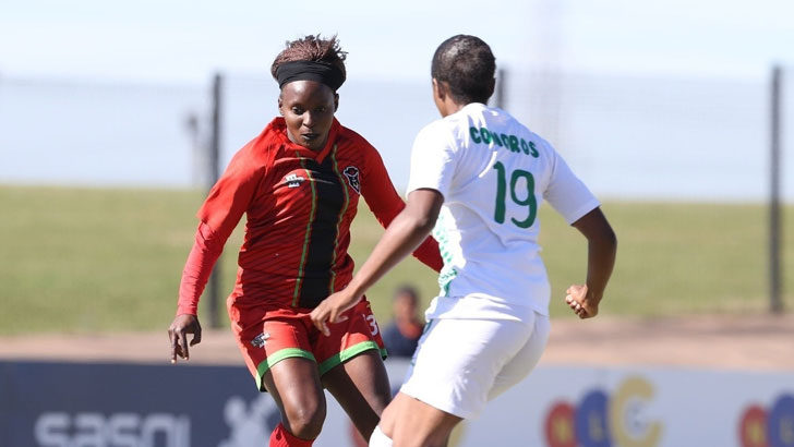 Women's football star retires from national duty