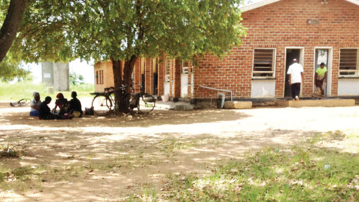 Malowa Health Centre rationing medical care