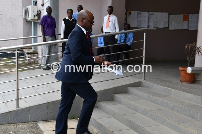 Matemba at court | The Nation Online