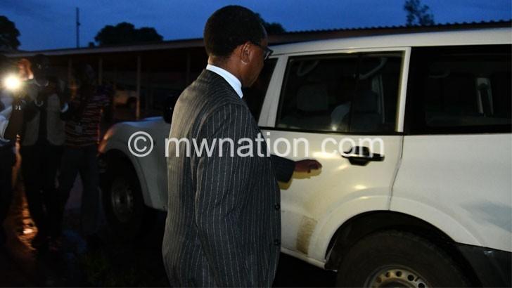 Mpinganjira | The Nation Online