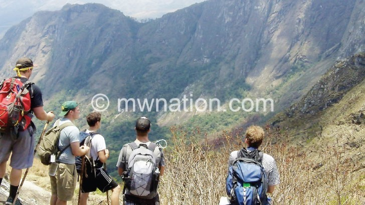 Tourists | The Nation Online