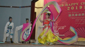 Chinese Cultural Troupe visits Malawi