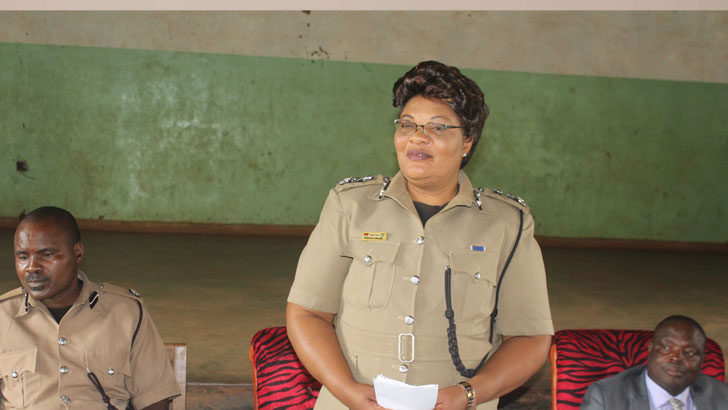 Police, Msundwe residents renew bruised relationship